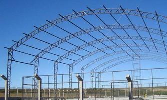 Grandes estruturas metálicas
