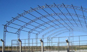 Estruturas metálicas no grande abc