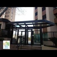 Cobertura de vidro para porta de entrada