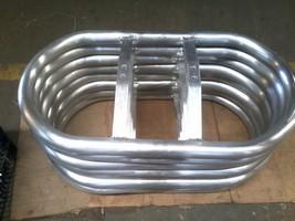 Estrutura de alumínio anel anti corona
